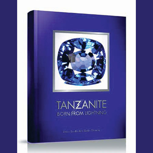 'Tanzanite: Born From Lightning' Celebrates December's Birthstone on the Eve of Its 50th Anniversary