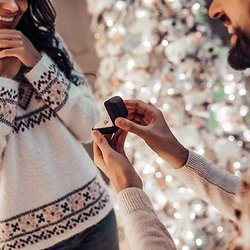 Welcome to 'Engagement Season' When Nearly 40% of All Marriage Proposals Take Place