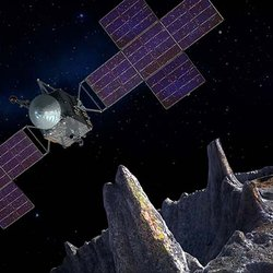 NASA to Explore 'Psyche 16,' a Precious-Metal Asteroid Worth $10,000 Quadrillion